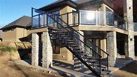 Railing/Gates/Fences/Decks/Pool/enclosures - Canopy Residential/