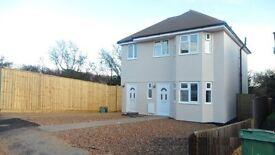 2 BEDROOM FLAT NEWLY BUILT £950