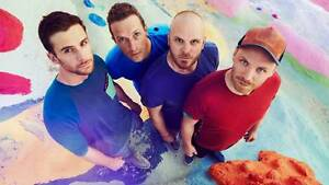 Coldplay: A Head Full of Dreams Tour Tickets