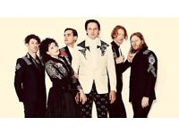 1 standing ticket for Arcade Fire on Friday April 13th
