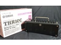 Yamaha THR10C Classic Guitar Amp - Battery & Cabled - Sounds like a Tube Amp