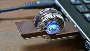Blue Tiki Dual-Mode Compact USB Condenser Microphone