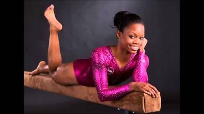 Gabby Douglas Olympics Photo Quality Poster   Choose A Size   10