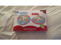 Mothercare Safari Playnest -post it