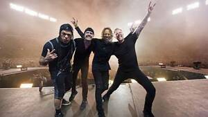 Metallica at Rogers Center with Avenged Sevenfold and Volbeat