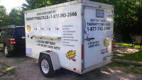 Keg Beer Keg Draft Event Trailer Wedding Tent Rental