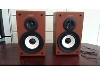Sony Speakers with Sony radio