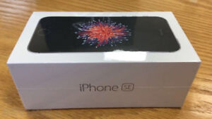 BNIB and Sealed Brand New  Iphone SE 32gb Space Grey