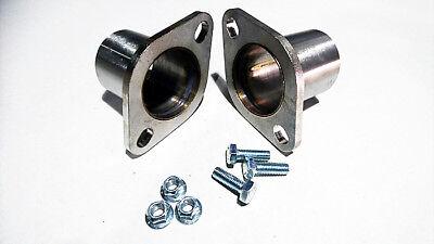 60mm Exhaust pipe Repair Flange set 2.36