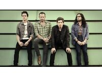 Kings of Leon Standing Tickets. Liverpool Echo Arena. 25th February 2017.
