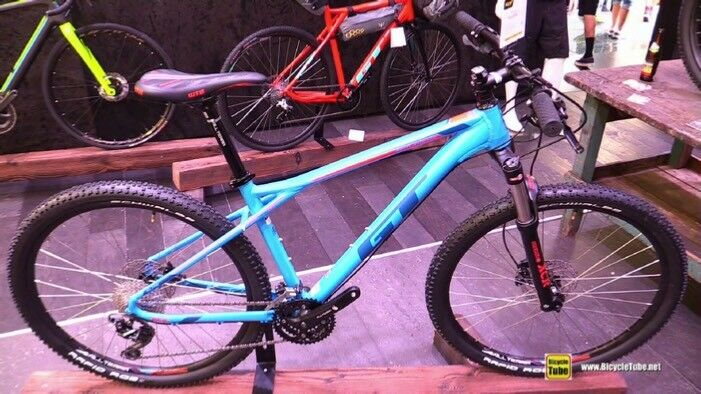 GT Avalanche Hard Tail Mountain Bike bicycle