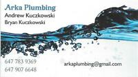 Licensed & insured plumber
