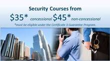 TOOWOOMBA Government FUNDED Cert III in Security Operations Toowoomba Surrounds Preview