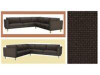 Ikea Karlstad corner sofa