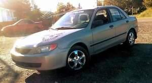 2001 Mazda Protege Lx 2,0 Sedan