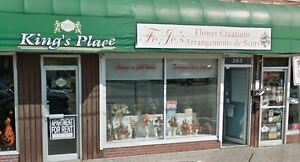 For Rent Store Front Retail 263 King Ave 950 Square Feet