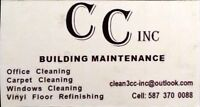 CC  INC building and residential maintenance .
