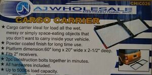 Brand New Cargo Carrier