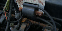 Yamaha VMax 750 Phazer 500 Venture Mountain Lite ignition coil
