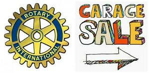 Rotary Community Vendor and Garage sale!