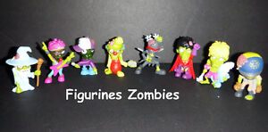Figurines Zombies
