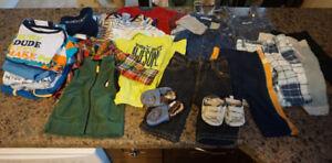 Designer Baby Boy Clothes 0-6mo