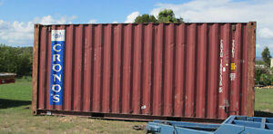 20ft shipping containers Tiaro Fraser Coast Preview