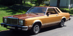 Mercury Monarch 1980 coupe 34 000km
