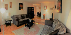 Sublet large and very clean 4 1/2