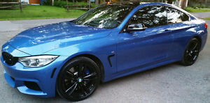 BMW 435 2014 xDrive Coupe Groupe M