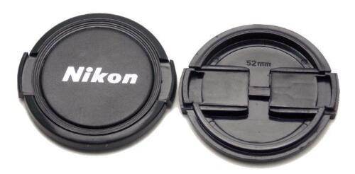 One New Nikon 52mm Front Lens Cap for Nikkor Nikon Lenses
