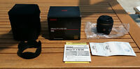 Sigma AF 30mm F/1.4 prime Lens For Canon *NEAR MINT IN BOX