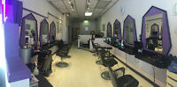 Hair Salon chair & Massage Room rental available