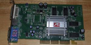 Sapphire Radeon 9250 128MB AGP Video Card - $15.00