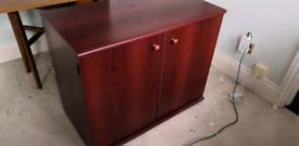Computer/storage cabinet