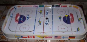 All Star Table top hockey game 3d