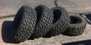 "35"" Hercules Trail Digger Tires"
