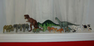 Dinosaurs Schleich, Safari High  Quality Collectable Animals