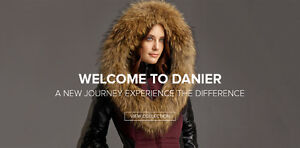 BLOW-OUT SALE/NEW & VINTAGE DESIGNER LEATHER/FURS COLLECTION