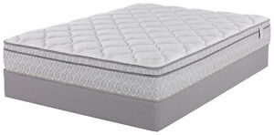CHASTAIN (SERTA) QUEEN MATTRESS $499 -TAX INCLUDED-