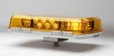 Whelen Century Series Led 11 Mini Lightbar Stud Mount Mc11sca Amberclear 0425