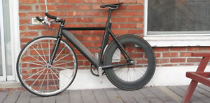 Fixie/Fixed Gear Custom Build Bike for Road and Track