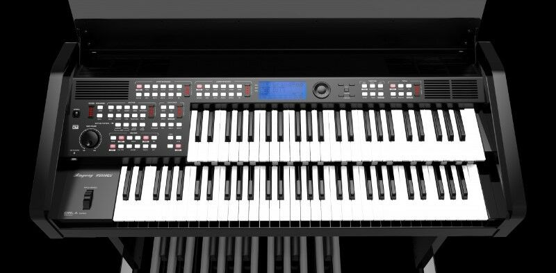 Top selling ORLA organ Ringway RS600EU from $5998++