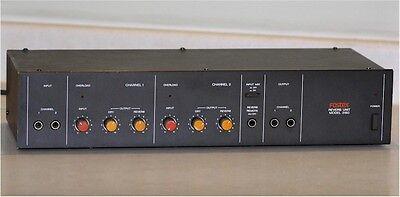 Usato, FOSTEX  3180  Reverbero stereo 2 canali pofessionale NOS usato  Italia