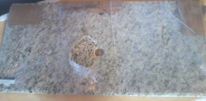 44 inch MARBLE COUNTERTOP FOR BATHROOM