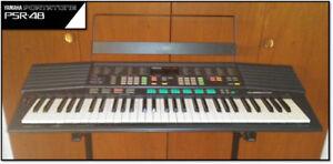 Synthétiseur Yamaha PSR-48