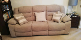 3 Seater & 2 Seater Sofa's