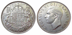 Canadian Fifty Cents