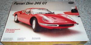 Testors / Fujimi 1/24 Ferrari 246 GT