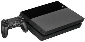 PS4 NEUVE + 3 jeux + casque Sony sans fil